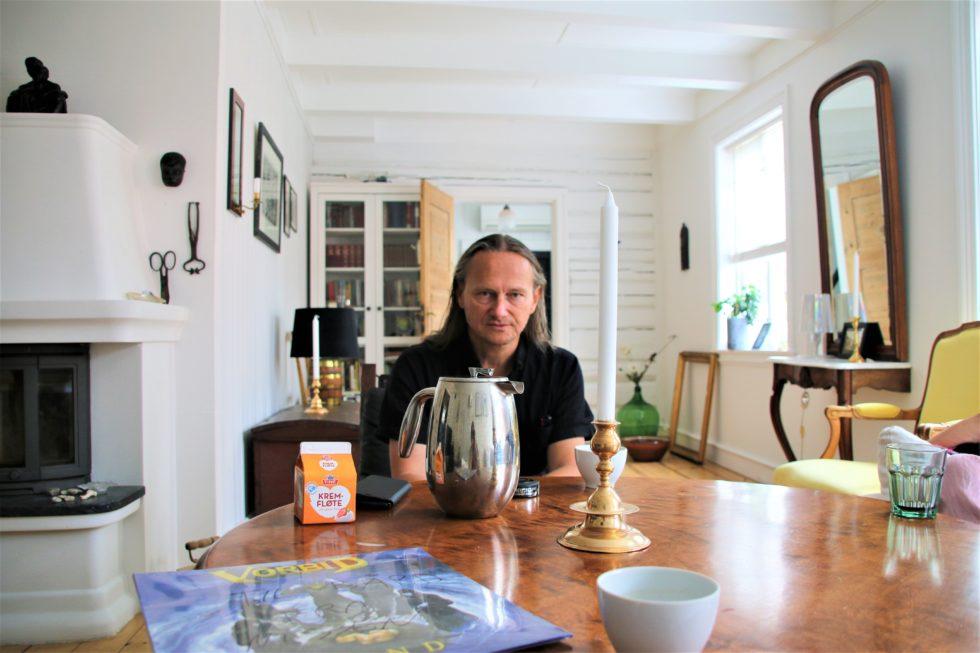 Portrettet: Kulturprisvinner Og Arendals Rockestjerne, Bård Torstensen