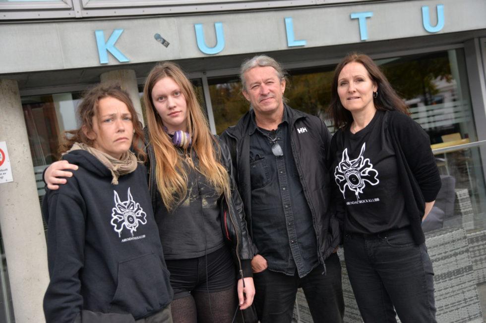 Brukere Av Munkehaugen Frykter Fortsatt For Fremtiden