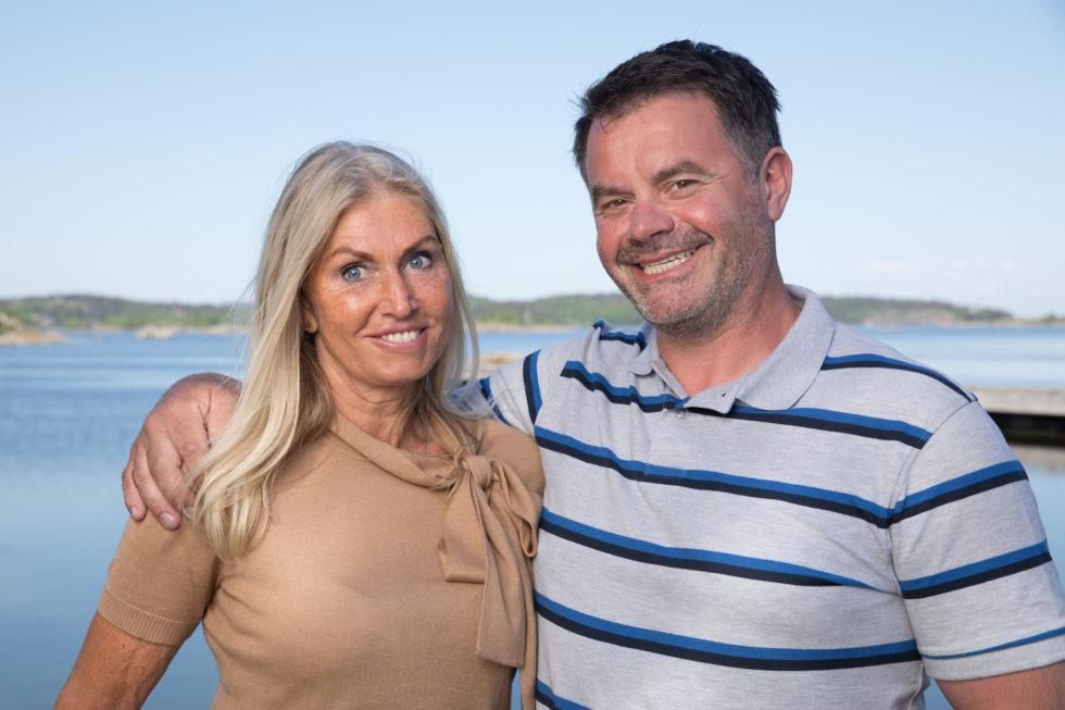 KJÆRESTER?: Om Bonden Ole Einar Er Else Karins Fremtidige Kjæreste, Er Fortsatt En Godt Bevart Hemmelighet. Foto: Espen Solli/TV2