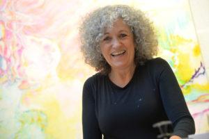 ANERKJENT: Kunsten Til Anne Bulien Får Internasjonal Oppmerksomhet. Denne Måneden Har Hun Deltatt På Chiméria 2018, I Frankrike.