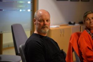SKUFFET: Einar Krafft Myhren Er Skuffet Over At Kun Ett De Ni Forslagene Fikk Flertall I Kommuneplanutvalget, Onsdag.