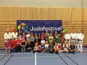 POPULÆRT: Mange Barn Synes Judo Er Gøy. Foto: Sørfjell