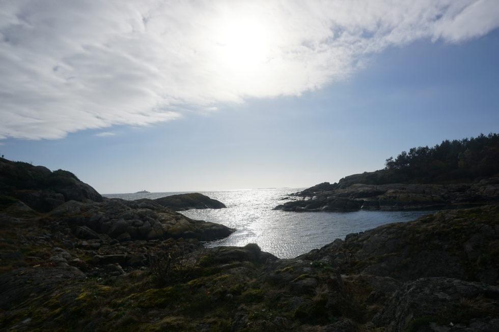 IDYLL: Idylliske Omgivelser I Flosta Og Kalvøysund. Foto: Cato Larsen
