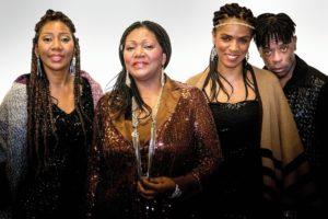 DISKOHELTER: Fredag 26. Juli Inntar Boney M Hovedscenen For Canal Street. Pressefoto