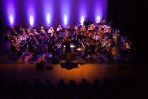 TRADISJON: Tradisjonen Tro Byr Arendal Byorkester På Nyttårskonsert I Arendal Kulturhus. Foto: Privat