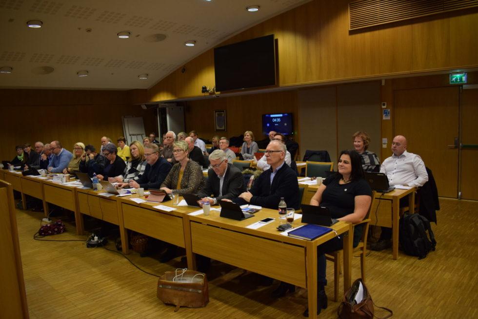 MILJØ: Politikerne Mener At Alle Elever Har Rett På Et Skolemiljø Som Føles Trygt Og Godt. Foto: Marita Dæhlin