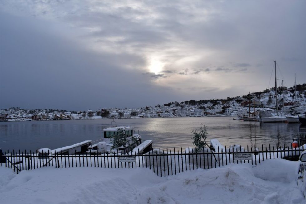 Ryddet For Snø, Enn Så Lenge