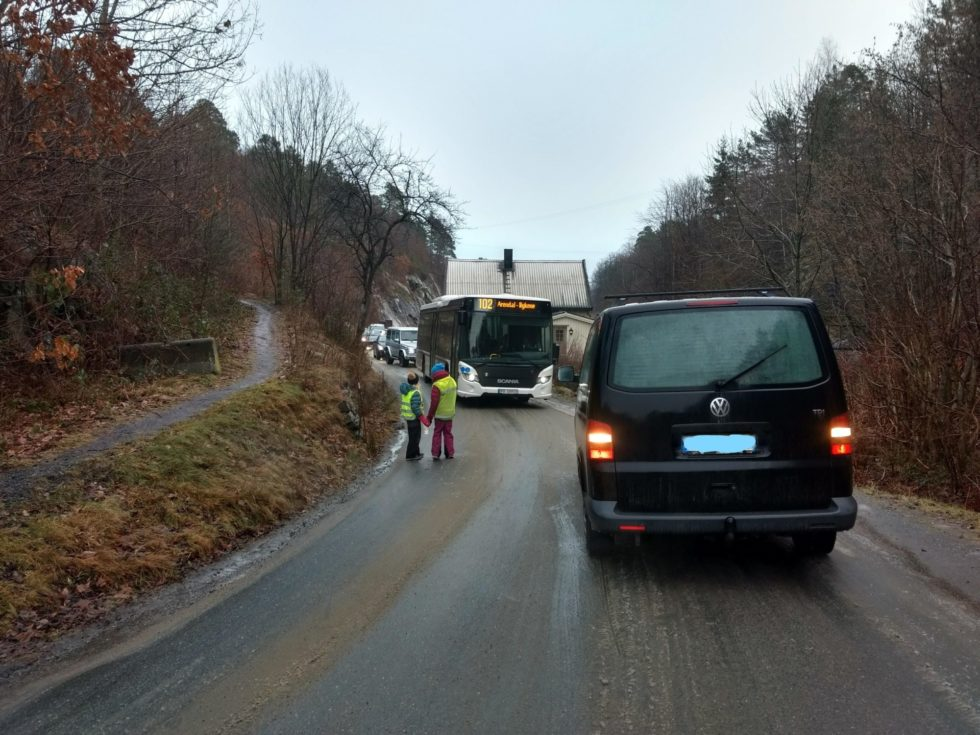 Flere Millioner Til Bedre Trafikksikkerhet