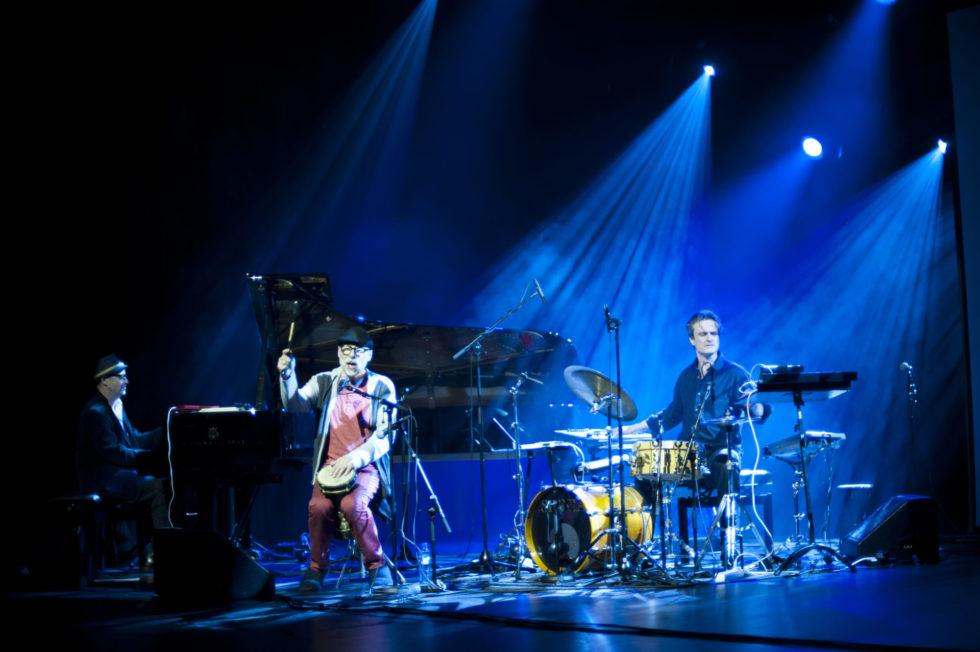 Jazztrio Med Legendestatus
