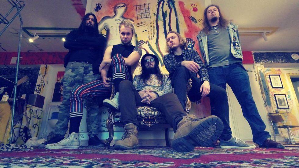 Lokale Rockere Slipper Ny Singel