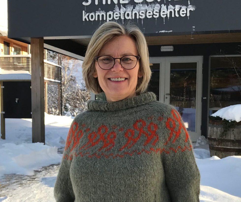 KOLLEKSJON: Slik Vil Strikkekolleksjonen Til Ada Sofie Se Ut. Pressefoto.