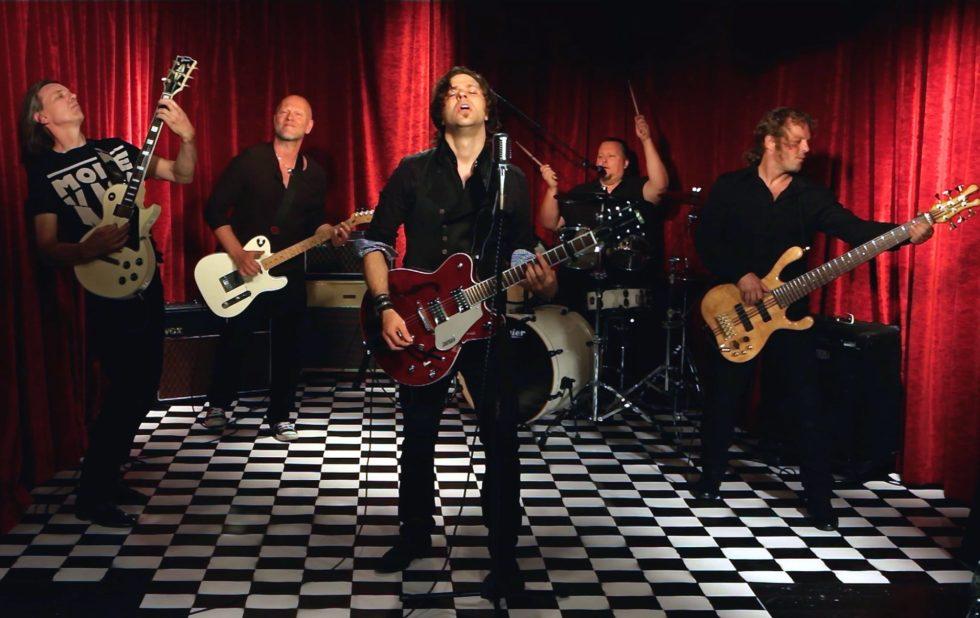 SØRLANDSBAND: Cincosantos Jobber Nå Med Plate Nummer To. Til Fredag Spiller Bandet På Munkehaugen Scene. Pressefoto