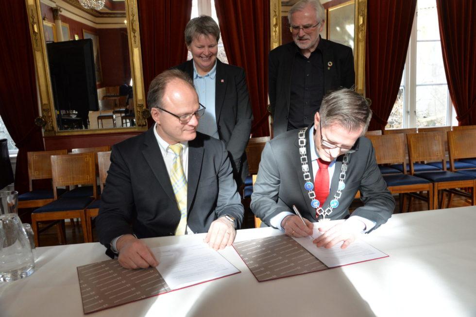 Ny Avtale Med UiA Skal Trekke Studenter Til Arendal