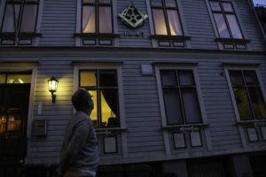 HUSER HISTORIE: Håndverkforeningens Hus I Bendixklev Huser En Forening Med Lang Historie. Foto: Grete Helgebø