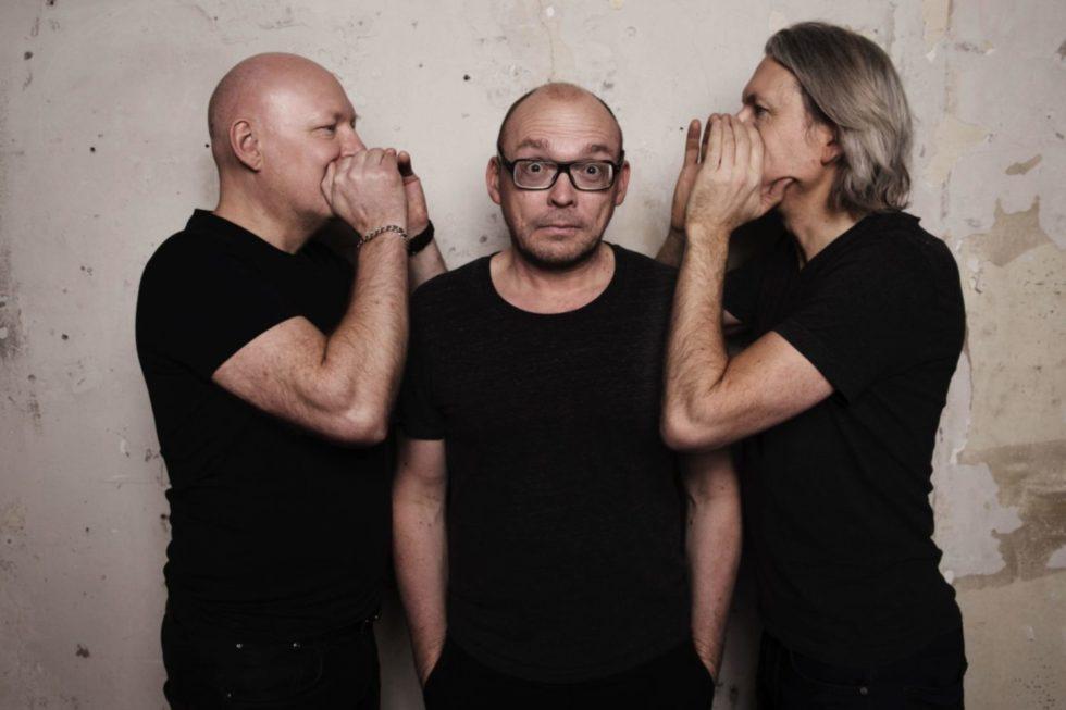 TRIO: Rymden Består Av Bugge Wesseltoft (i Midten), Dan Berglund (t.v) Og Magnus Oström. Til Sommeren Spiller De På Canal Street. Pressefoto