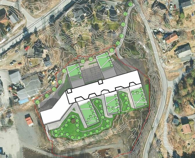 Foreslår At Helsehus Bygges I Massiv Tre, Som Pluss-hus