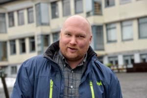 FORFATTER: Øystein Samson Tjentland Debuterer Som Forfatter Med Ungdomsbok.