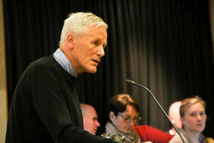 BLE IKKE FULGT OPP: Nils Johannes Nilsen Fra Styret Sa Hans Anmodninger Om Informasjon Til Politikerne Ikke Ble Fulgt Opp. Foto: Grete Helgebø