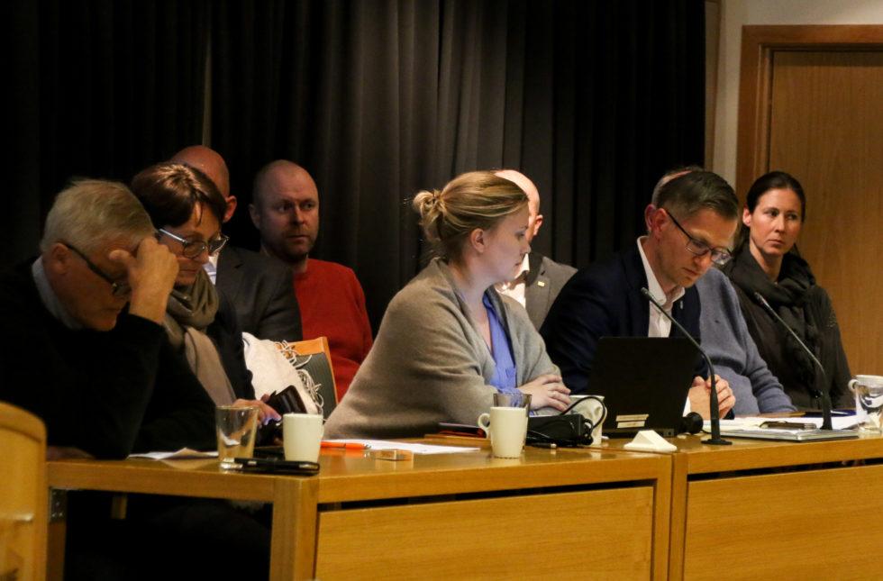 FORVIRRING: Det Ble Stor Forvirring Om Hva Som Egentlig Skulle Bestemmes På Generalforsamlingen For Hove. Foto: Grete Helgebø