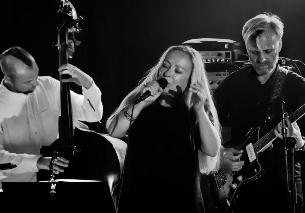 Inger Marie Gundersen På Den Lokale Jazzscenen