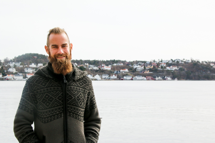 Eventyreren Skal Padle Fra Svenskegrensa Til Russland