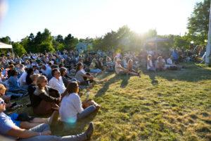FESTIVALSOMMER: Spornesfestivalen Har Etablert Seg Som En Fast Innslag På Tromøy. I år Arrangeres Festivalen For Femte Gang. Arkivfoto