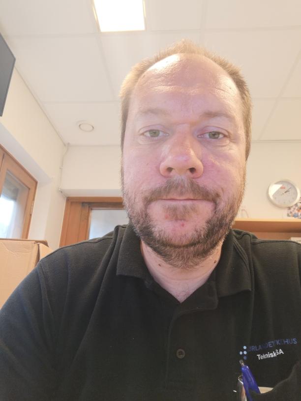 Jon Espen Syversen Listekandidat For Rødt Til Fylkestinget