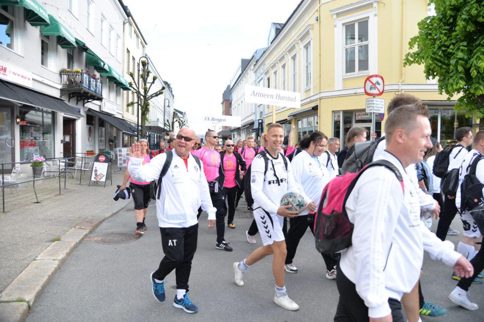 Rekordstor Oppslutning På NM I Gatefotball