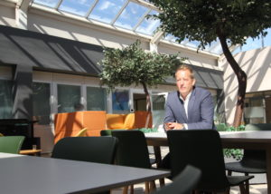 NY SJEF: Ørjan Svanevik Er Ny Sjef For Arendals Fossekompani. Pressefoto