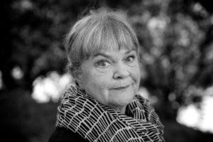 GODE KRITIKKER: Anne Marit Jacobsen Har Høstet Gode Kritikker For Sin Fremføring Av Hans Børlis Dikt. Pressefoto