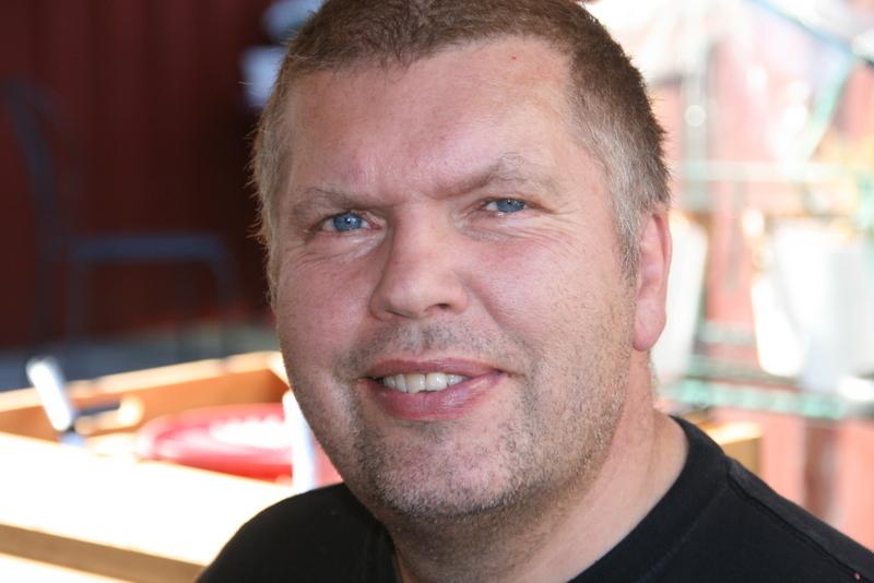 Steinar Rasmussen, Leder LO I Østre Agder. Foto: Privat