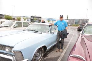 GAMMELT ER BEST: Trond Rane Kjøpte Veteranbil På EBay I 2001.