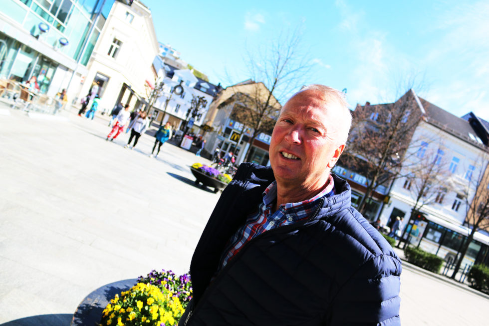Morten Kraft Kan Bli Ny Styreleder I HDU