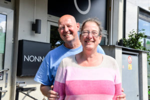 FRA NEDERLAND TIL ARENDAL: Miranda Bartels Og Giel Beeren åpner Ny Restaurant I Arendal.