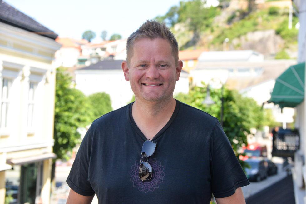 Sommernavnet:  Tom Rudi Torjussen