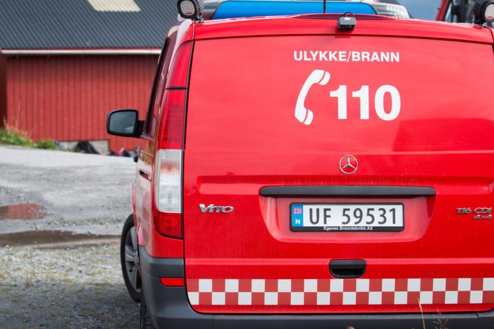 Brann I Bopel På Tromøy