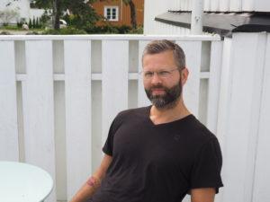 MOBBEOMBUD: Erik Songe-Møller Har Vært Gjennom Sitt Første Halvår Som Mobbeombud I Aust- Agder.