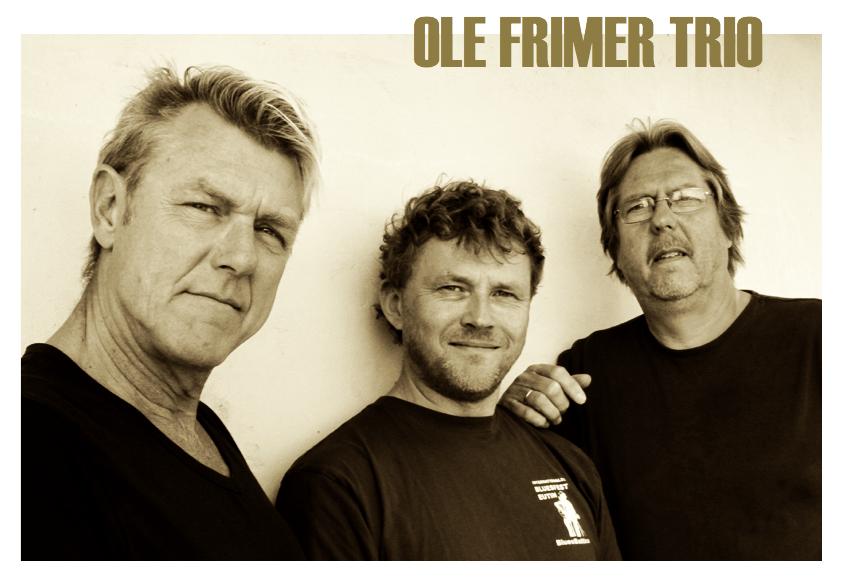 Ole Frimer Trio På Barrique