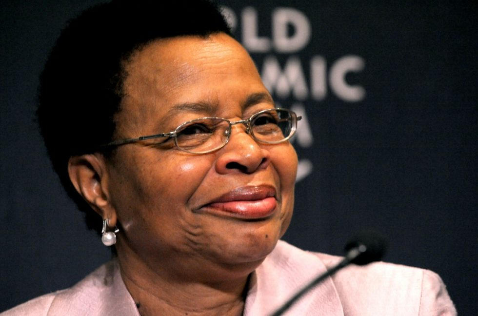 FORKJEMPER: Graça Machel Har Blant Annet Kjempet For Barns Rettigheter. Fotokreditering: Zahur Ramji  Mediapix  World Economic Forum - Flickr Graca Machel, World Economic Forum On Africa 2010, CC BY-SA 2.0, Httpscommons.wikimedia.orgwindex.phpcurid=16976024
