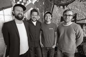 CORTEX: Energirik Jazz Loves Når Disse Fire Musikantene Kommer Til Arendal Kulturhus. Pressefoto