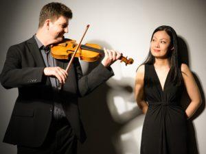 TJUVSTARTER: Jan Bjøranger Og Yejin Gil Skal Tjuvstarte Beethovens 250-årsjubileum. Foto: Privat