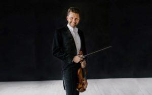 KLASSISK: Julian Rachlin Kommer Til Arendal Kulturhus. Pressefoto