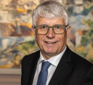 FYLKESORDFØRER: Arne Thomassen Gikk For Leie Framfor Eie Denne Gangen.