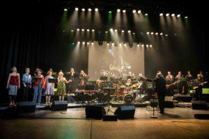REISE: Arendal Big Band Inviterer Til En Musikalsk Reise På Lørdag. Foto: Mona Hauglid