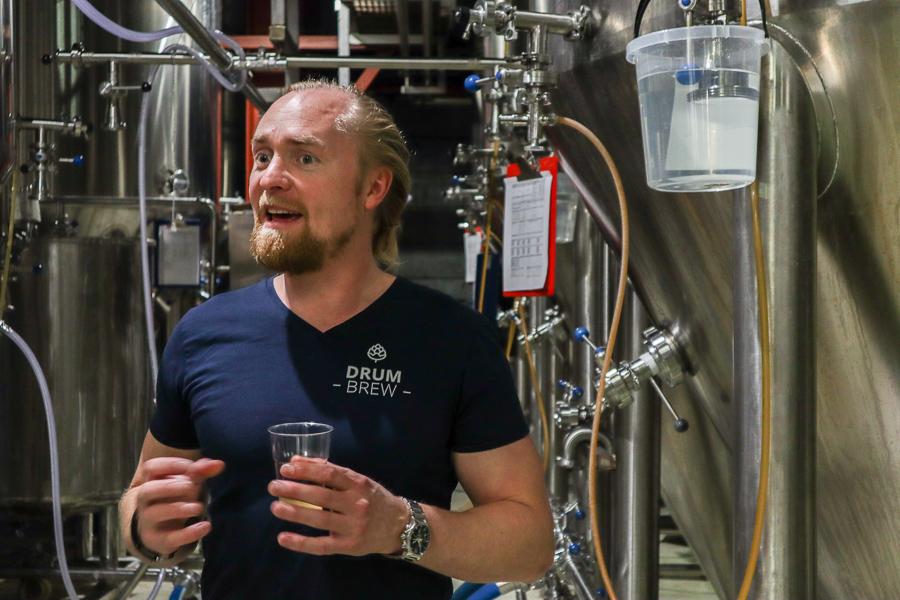 Har Sagt Opp Jobben For å Satse På Tromøy-øl