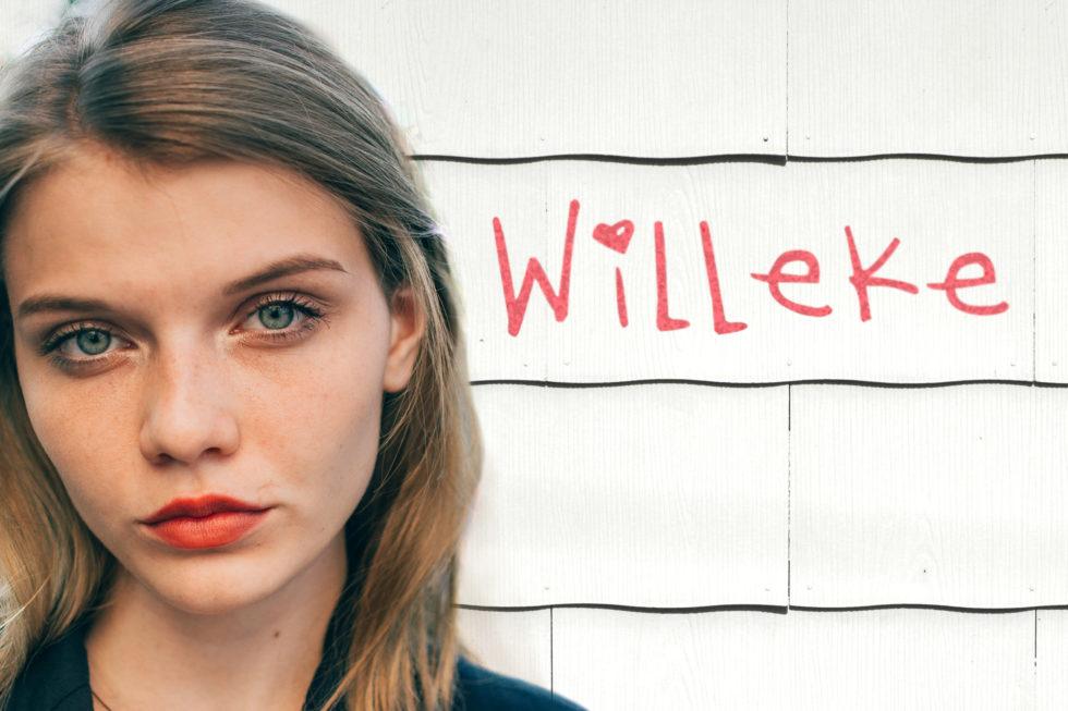 Willeke Ender Opp I Et Fiktivt Arendal