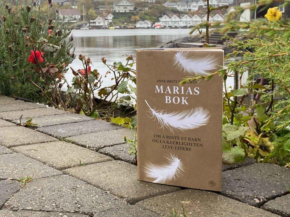 MISTET: Boken «Marias Bok» Handler Om Sorgen Etter å Ha Mistet Det Kjæreste Man Har.