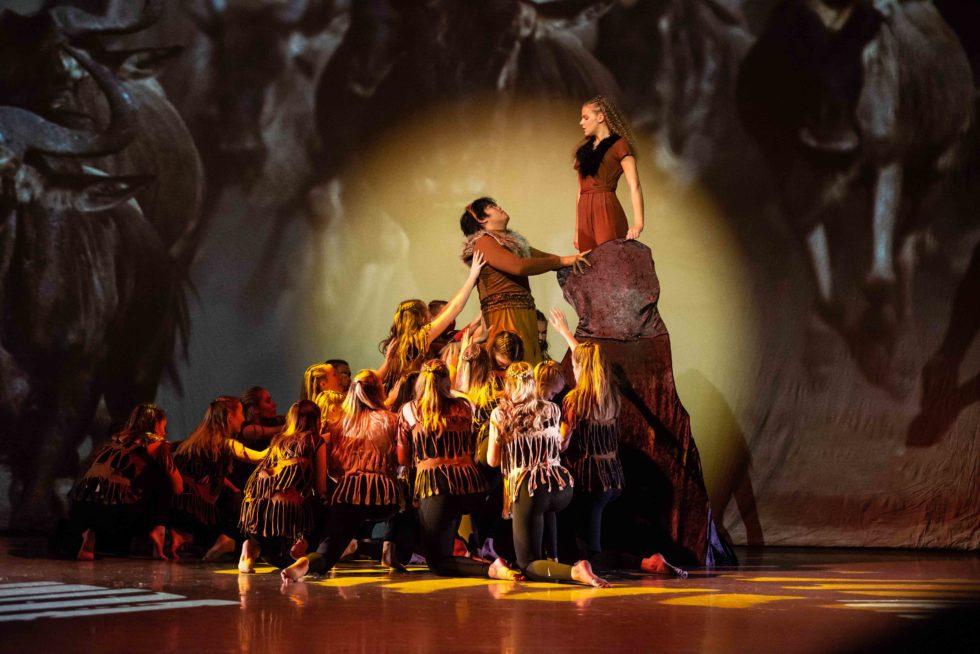 En Solid Dose Nostalgi I Dansende Drakt