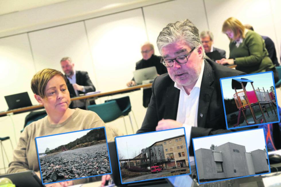 Høyres Budsjettforslag: Vil Droppe  Investeringer Og Fylle Opp Kommunens Sparekonto