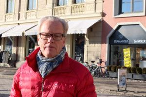 "ARRANGØR: Sammen Med Hans Jakob Epland Står Christopher Johnsen Som Arrangør For ""Gi Drømmen En Sjanse"". Foto: Grete Helgebø"